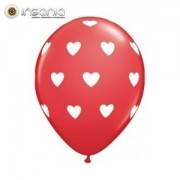 Balão Gigante Coraçôes 90 cm (Pack 1)