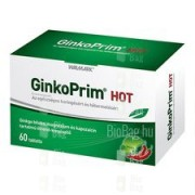 Walmark ginkoprim hot tabletta 60 db