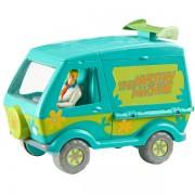 Set Scooby Doo Masina Misterelor cu figurina Fred
