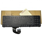 Eathtek Replacement Keyboard with Frame for HP Pavilion DV7-4000 DV7-4051NR WQ870UA DV7-4170US XH104UA DV7-4278NR LF638UA series Black US Layout (Not fit for DV7 DV7-1000 DV7-6000 laptop!!)