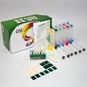 CISS pre Epson 1500w / 1400 (T0791-T0796)