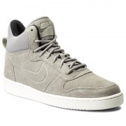 Обувки NIKE - Court Borough Mid Prem 844884 006 Cobblestone/Cobblestone/Sail