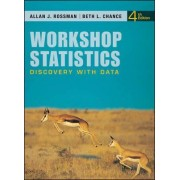 Workshop Statistics by Allan J. Rossman