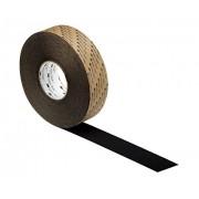 3M Safety-Walk Tira Antideslizante Alta Agresividad Negra (51 mm x 18.3 m, Caja de 2)
