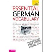 Essential German Vocabulary: Teach Yourself by Lisa Kahlen