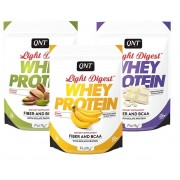 QNT Purity Line Light Digest Whey Protein - 500 gram - Banana
