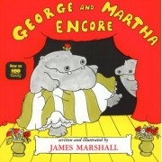 George and Martha Encore by James Marshall