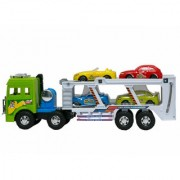 Truck Container With Car