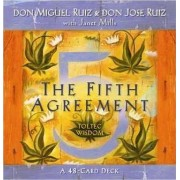 The Fifth Agreement Cards by Don Miguel Ruiz