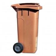 Popelnice plastový kontejner BIO 120 bionádoba nádoba na bioodpad