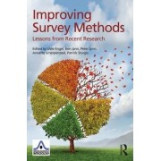 Improving Survey Methods by Uwe Engel
