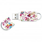 Memorie USB Integral Xpression Birds 8GB USB 2.0