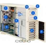 Carcasa Server Supermicro TW 760W EATXSC743 sm cse-743t-r760