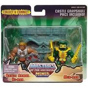 Masters of the Universe Minis Battle Armor He-Man & Mer-Man Exclusive Mini Figure 2-Pack (Mattel Toys)
