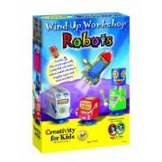 Creativity For Kids CFK1164 - Juego de creación de robots a cuerda