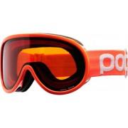 POC POCito Retina Skibrille in orange/orange no mirror