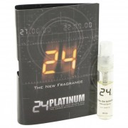 ScentStory 24 Platinum The Fragrance Jack Bauer Vial (Sample) 0.04 oz / 1.2 mL Fragrance 500206