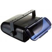 Pyle PLMRCB3 Sistema estéreo universal marino con chasis completo y cableado, color negro