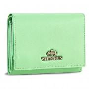 Kis női pénztárca WITTCHEN - 13-1-070-0 Pistacja
