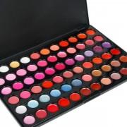 Trusa Rujuri 66 Culori + Pensula Profesionala