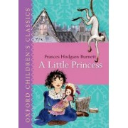 A Oxford Children's Classic: A Little Princess by Frances Hodgson Burnett