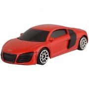 RMZ City Audi R8 V10 Car Diorama Fashion House Set Red Audi Die Cast Vehicle Car RELIANCE Audi Model Car LICENCED Car