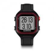 SmartWatch Garmin Forerunner 25 010-01353-10, negru-rosu