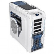 Thermaltake Overseer RX-I Case per PC, Bianco