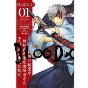 Blood-c: Demonic Moonlight Volume 1 by Clamp