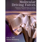Molecular Driving Forces by Ken Dill