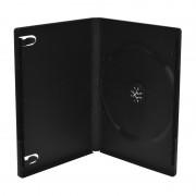 MediaRange Caja DVD 14mm 50 uds - Negro