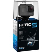 GOPRO HERO5 black 4K (Ultra HD) actioncam, GPS, WLAN, Bluetooth