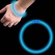 Világító rúd, Fénycső Karperec (50db) Glow Stick