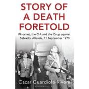 Story of a Death Foretold by Oscar Guardiola-Rivera