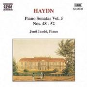 J. Haydn - Piano Sonatas V.5 (0730099412827) (1 CD)
