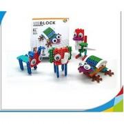 DIY Building Blocks for kids to build animals