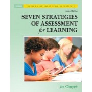 Seven Strategies of Assessment for Learning by Jan Chappuis