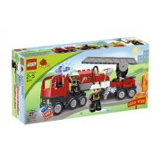 LEGO Duplo Legoville Fire Truck (4977)