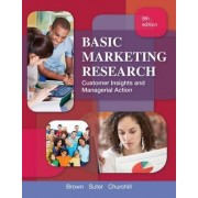 Basic Marketing Research (with Qualtrics Printed Access Card) by Tracy A. Suter