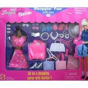Barbie Cool Shoppin' Fun Gift Set (1997 Arco Toys Mattel)