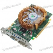 NVIDIA GeForce 9500GT 512MB DDR2 PCI-E Video Graphic Card with VGA + HDMI + DVI