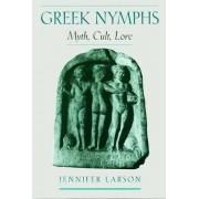 Greek Nymphs by Jennifer Larson