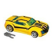 Transformers Prime Deluxe Action Figure First Edition Bumblebee (japan import)
