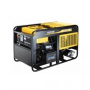 Generator de curent trifazat Kipor KDE 16 EA3, 15 kVA, motor 4 timpi, diesel, pornire electrica