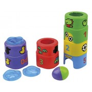 K'S Kids Smart Stacker, Multi Color