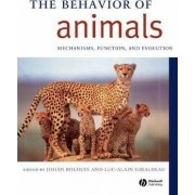 The Behavior of Animals by Johan J. Bolhuis