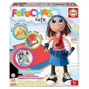 Educa Girls Fofuchas Doll-Katie