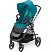 Бебешка лятна количка Beli 4 Capri Blue, GB, 616221005