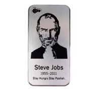 Steve Back Case for iPhone 4S / 4