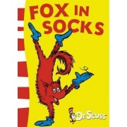 Dr. Seuss - Green Back Book: Fox in Socks: Green Back Book by Dr. Seuss